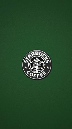 星巴克 绿色 创意 商标