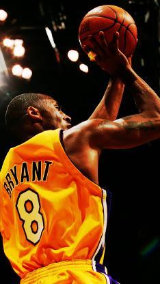 NBA 体育 科比布莱恩特 湖人