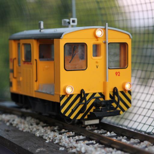 玩具小火车摆件 黄色 创意