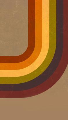 色彩 创意 圆环 彩虹