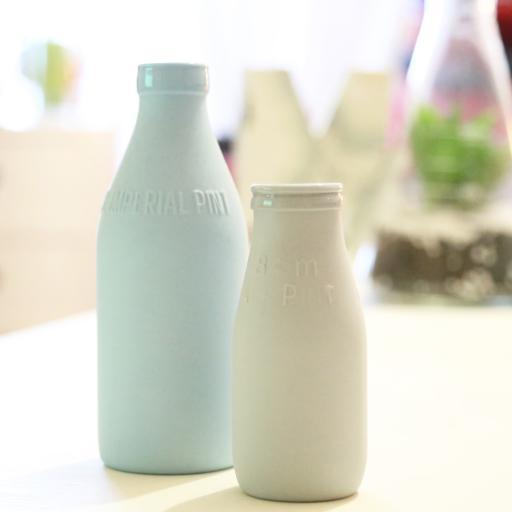 冷色容器 玻璃 健康 罐状 创意