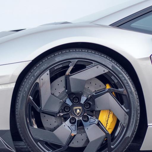 兰博基尼 超级跑车 轮胎 炫酷