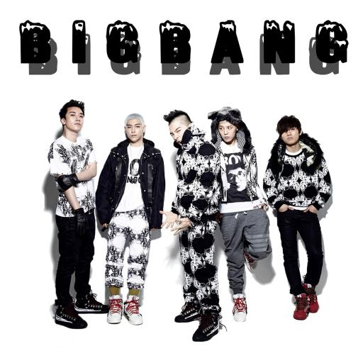 Bigbang 影视 韩国 组合