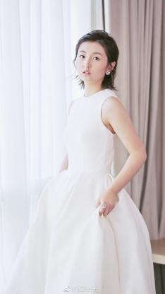 张子枫 童星 演员 短发 明星 艺人