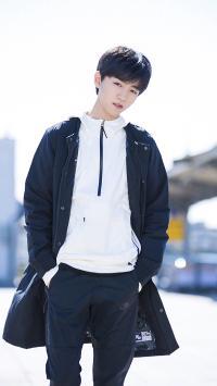 王俊凯 TFboys 演员 歌手 明星 街拍