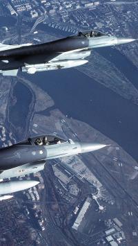 战斗机 军事 飞机 天空