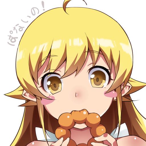 动漫少女 二次元 可爱 萝莉 甜甜圈