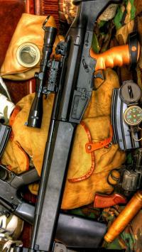 枪械 枪支 子弹 武器 装备 射击