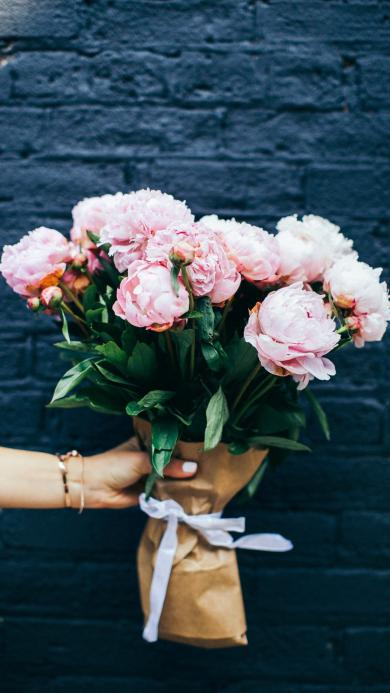 鲜花 盛开 唯美 花束 植物