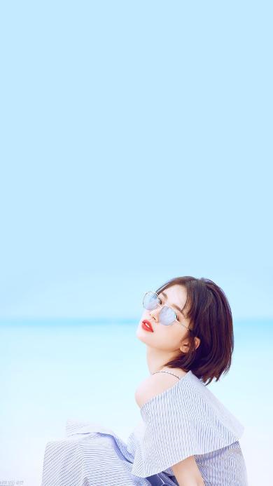 裴智秀 CARIN 墨镜代言  写真 韩国 明星 演员