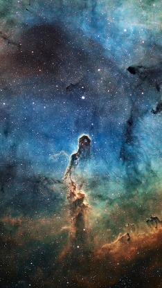宇宙 太空 星系 梦幻 浩瀚