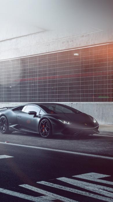 兰博基尼 超级跑车 马路 速度 炫酷