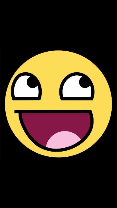 笑脸 卡通 创意 哈哈