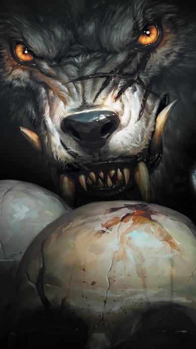 魔兽世界 狼人 游戏 角色