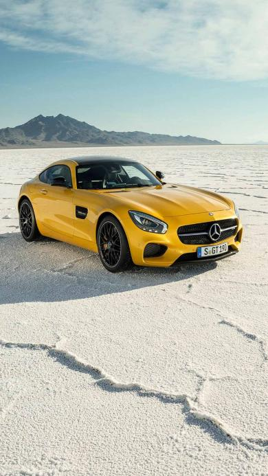 名车 奔驰 名车 Benz 雪地