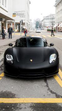 跑车 赛车 法拉利 黑色