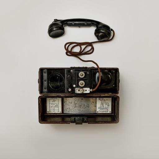 电话 创意 古老 怀旧