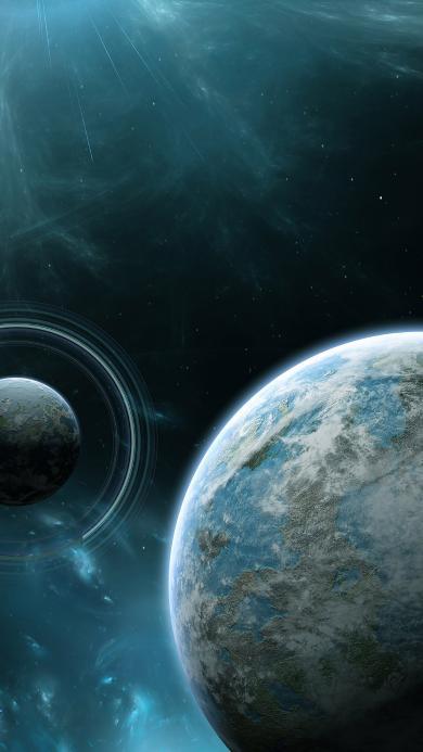 宇宙 地球 星球 太空 浩瀚