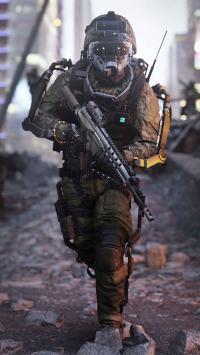 军人 战士 武器 枪支 战争 士兵