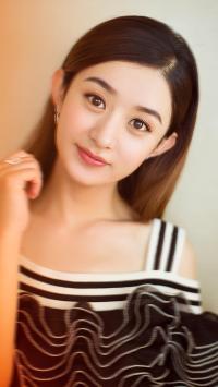 赵丽颖 颖宝 演员 明星 艺人 时尚 写真