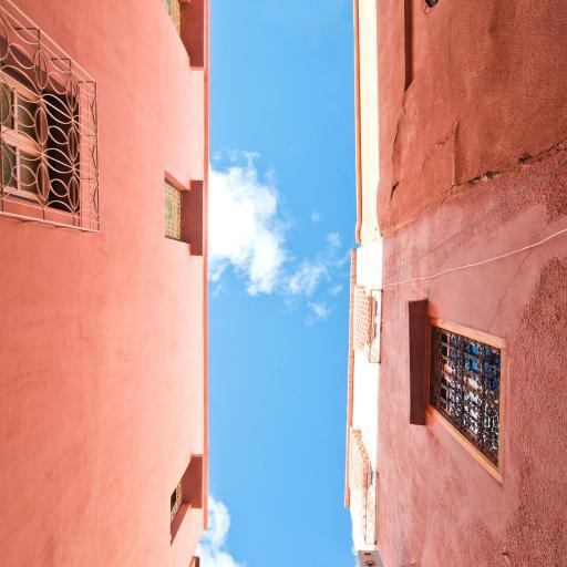 天空 建筑 楼房 蓝天白云 窗