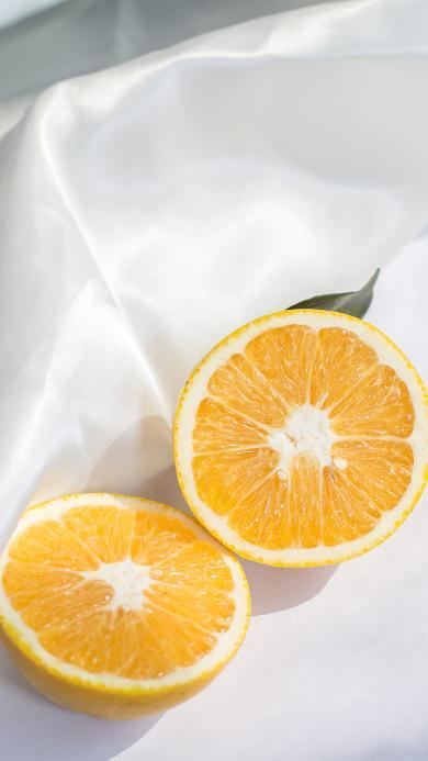 鲜橙 水果 新鲜 夏日 健康
