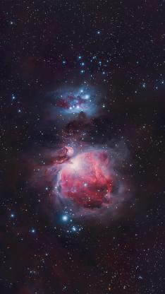 星空 银河 宇宙 星系