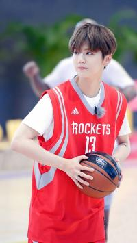 运动 篮球 鹿晗 艺人 演员 歌手