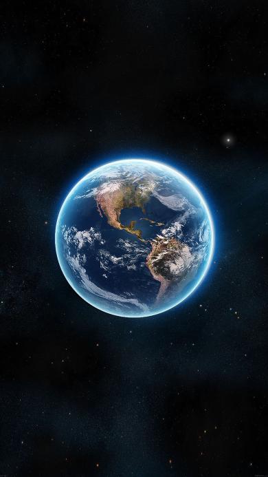 地球 太空 宇宙 神秘 浩瀚