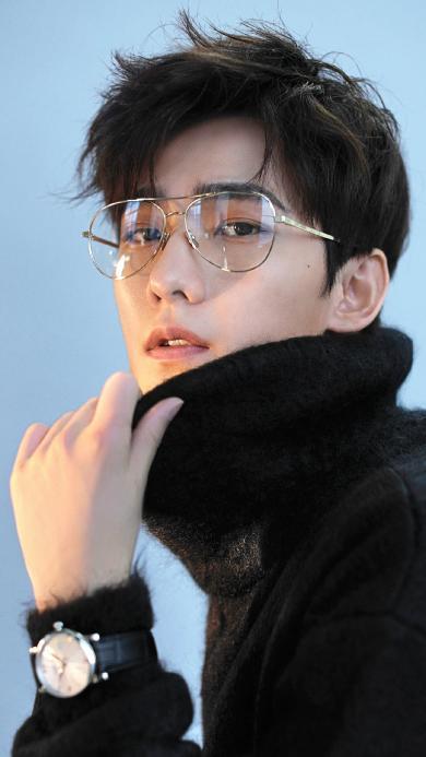 杨洋 演员 明星 艺人 时尚 写真