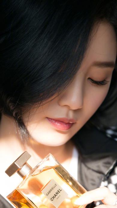 刘诗诗 演员 短发 气质 代言 明星 艺人