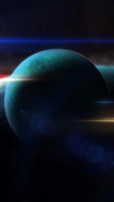 宇宙 太空 星球 梦幻 神秘