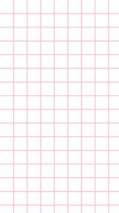 方格 粉 简约 线条