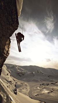 滑雪 体育 山峰 运动