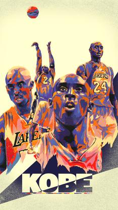 科比 篮球 NBA 湖人