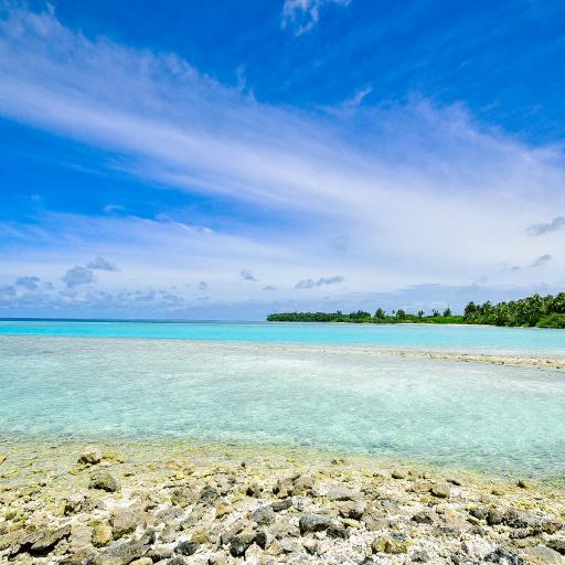 海边 大海 蓝天  自然 海滩