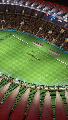 体育 球场 足球 世界杯