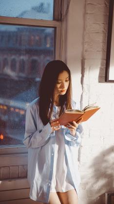 倪妮 演员 明星 艺人 时尚 写真 阅读