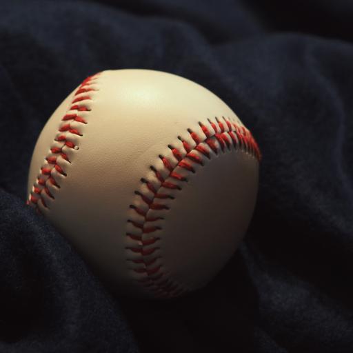 棒球 运动 球 皮 特写