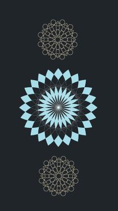 图形 圆形 创意 迷幻