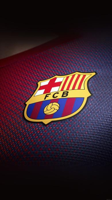 FCB 巴塞罗那足球俱乐部 运动 标志 logo