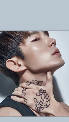 韩国男星 李准基 侧颜写真