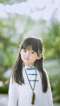 小女孩 萝莉 可爱 萌宝 小美女
