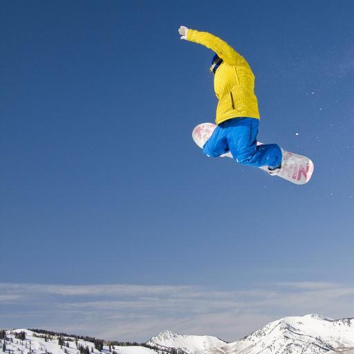 滑雪 体育 比赛 雪山
