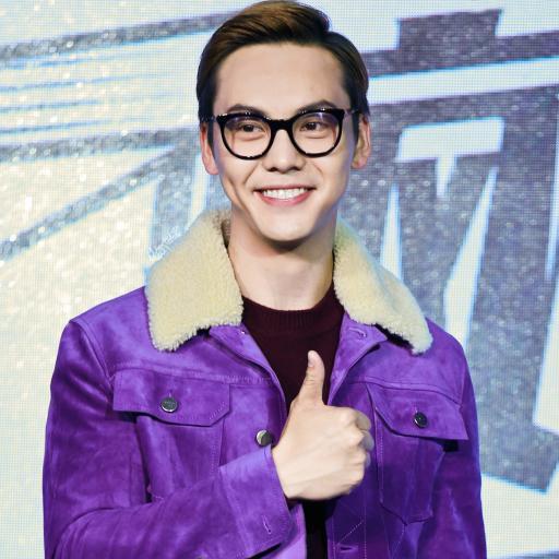 帅哥 陈伟霆 男生 眼镜