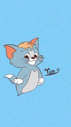 动画片 猫和老鼠 Tom猫