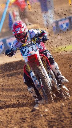 赛车 体育 比赛 泥土