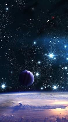 宇宙 太空 星空 神秘 星球