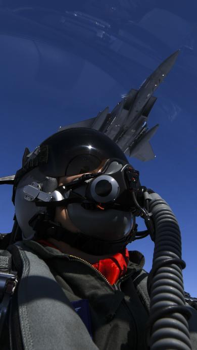 空军 军人 航空 战斗机 飞行
