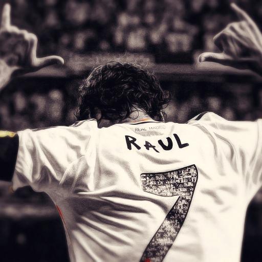 劳尔 足球 体育 Raul